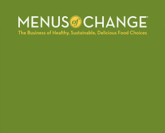 Menus of Change