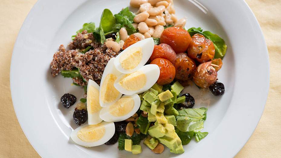 Egg Cobb Salad