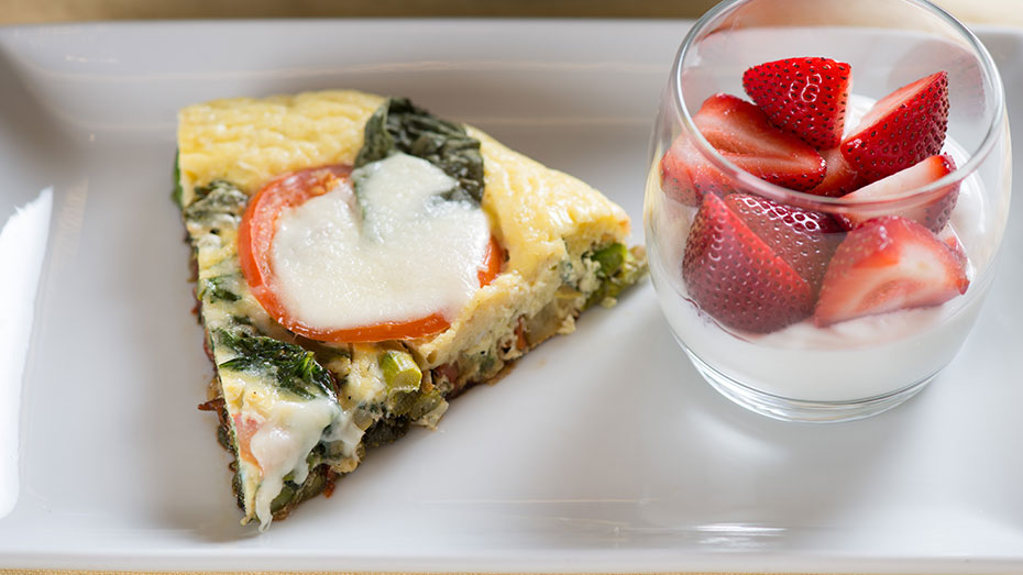 Egg Breakfast Frittata