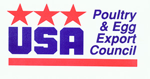 USA Poultry and Egg Export Council Logo